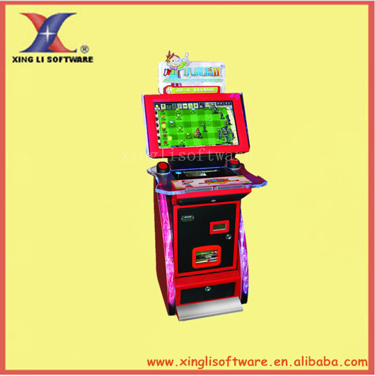 DouDiZhu,,New Coin Pusher Touch screen game/ Super Player / 49 in 1 game / super fun (XL-SPX01)
