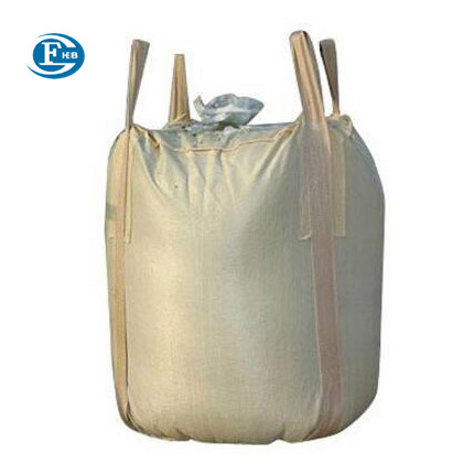 Unloading PP Woven 1000kg Big Bag for Container/bulk bag load 1 tonne container