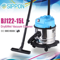 Commercial vacuum cleaner with blowing function and washable filter