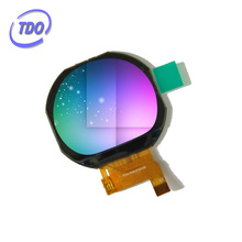 1.22 inch circle lcd display ips all viewing angle tft lcd screen SPI interface