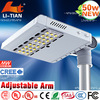 custom cob led street light 50w Cheap RoHs CE high power newest design