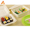 airline food use plastic tv dinner trays for fast food