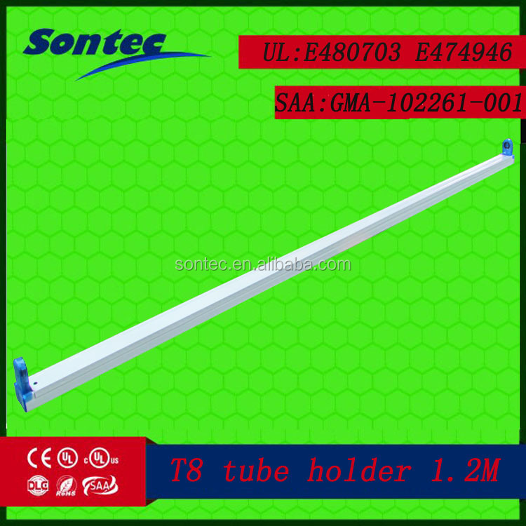 Austria t8 LED tube light fixtures surface mount