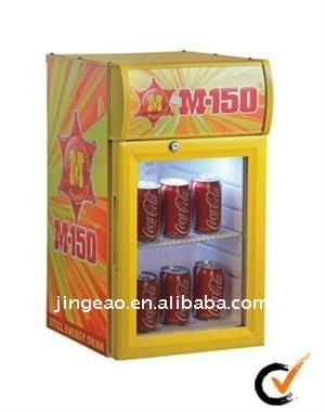 21L table top cooler,mini showcase cooler,mini beer cooler,fridge