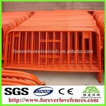 tubular steel fence fence temporary fence