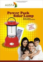 Mobile charger solar lamp