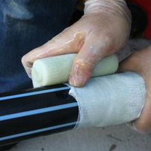 Fast seal easy sealing water Activated Tapes for Pipe Repair Kit