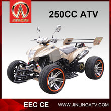 JEA-21A-08 250cc water cooled EEC Quad bike