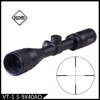 Discovery optical hunting optics rifle scope metal mil dot VT-1 3-9X40 AO adjustable objective for air rifle with free detachabl