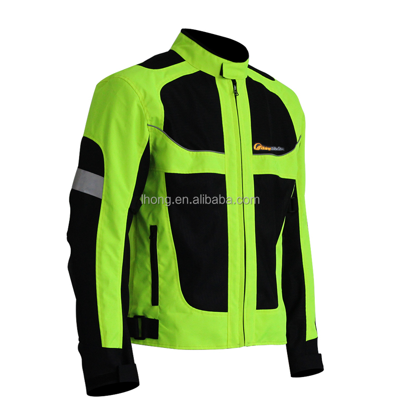 Wholesale motorcycle clothing/Motorcycle wear/Reflective Motorbike Jackets