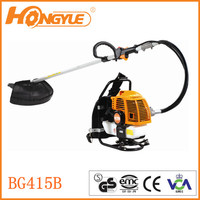 41.5cc GS,CE approved 2-stroke1e40f-5 engine gasoline 2 stroke brush cutter handles sold well in Southeast Asia