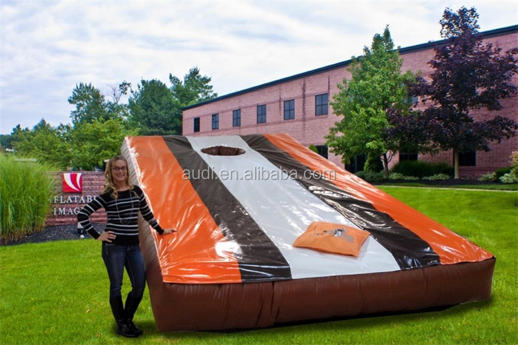 Inflatable Game Corn hole