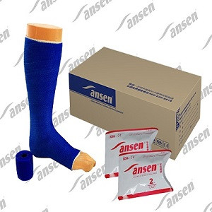 Orthopedic Splints Disposible Surgical Splinting Materials Synthetic Orthopedic Splints