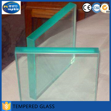 clear float small tempered glass for melting furnace sight