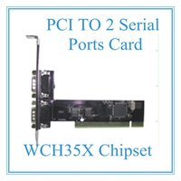 Cheapest price of PCI to 2 Serial Ports Card