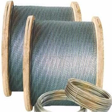 Mozitor 8X19S+FC 11mm steel wire ropes for lifts and elevators