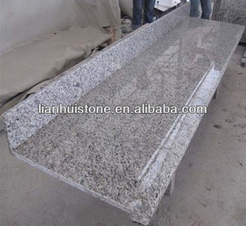 Tiger skin red granite kitchen countertop high polished