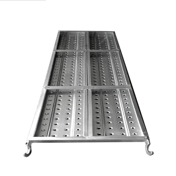Construction Concrete Galvanized Steel Plank