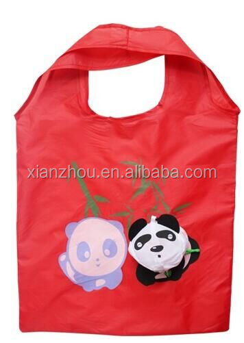 Carrot Fruits foldable shopping bag