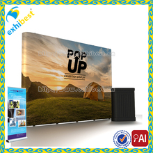 backdrop Photo booth exhibition tradeshow advertising stand