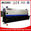 German quality Hydraulic Guillotine Shearing Machine 20mm, Guillotine Metal Steel Cutting Machine 20mm 6000mm