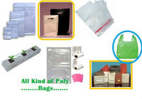 all kind of poly bags