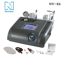 NV-E6 High quality 6 In 1 multi-function No Needle Mesotherapy beauty Machine for skin tightening hot sale