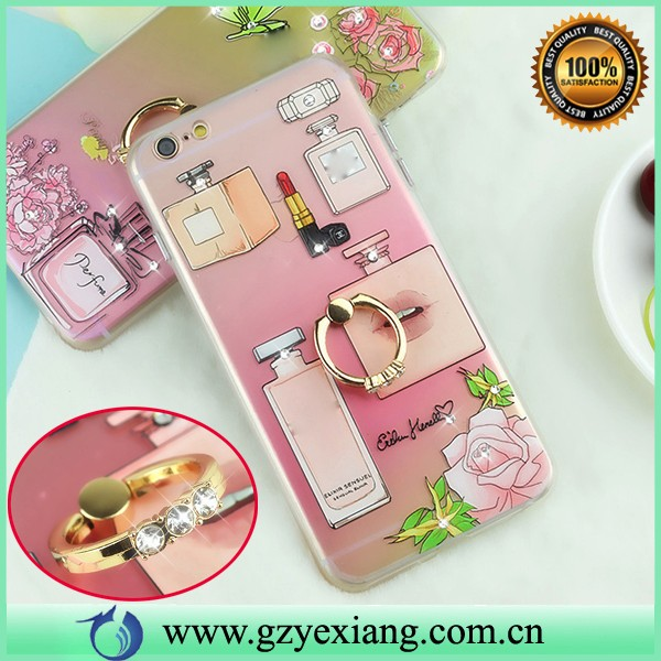 fashion design mobile phone case cover for oppo r9 plus pc tpu 2 in 1 case