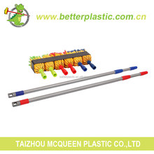 high quality wholesale customed ceiling clean long plastic handle telescopic brush