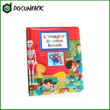 Fulll color printing beautiful design cheap hardcover books