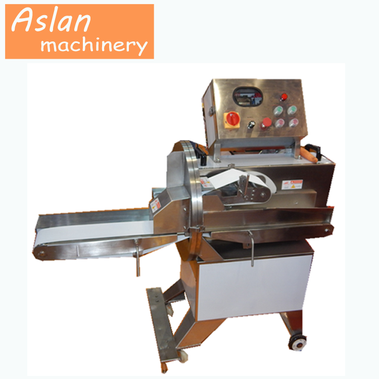 Bacon slicing cutter machine/jerky cutting machine/smoked meat cutting slicer
