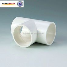 2014 Hot Sale SCH40 PVC Electrical Conduit Tee Fittings