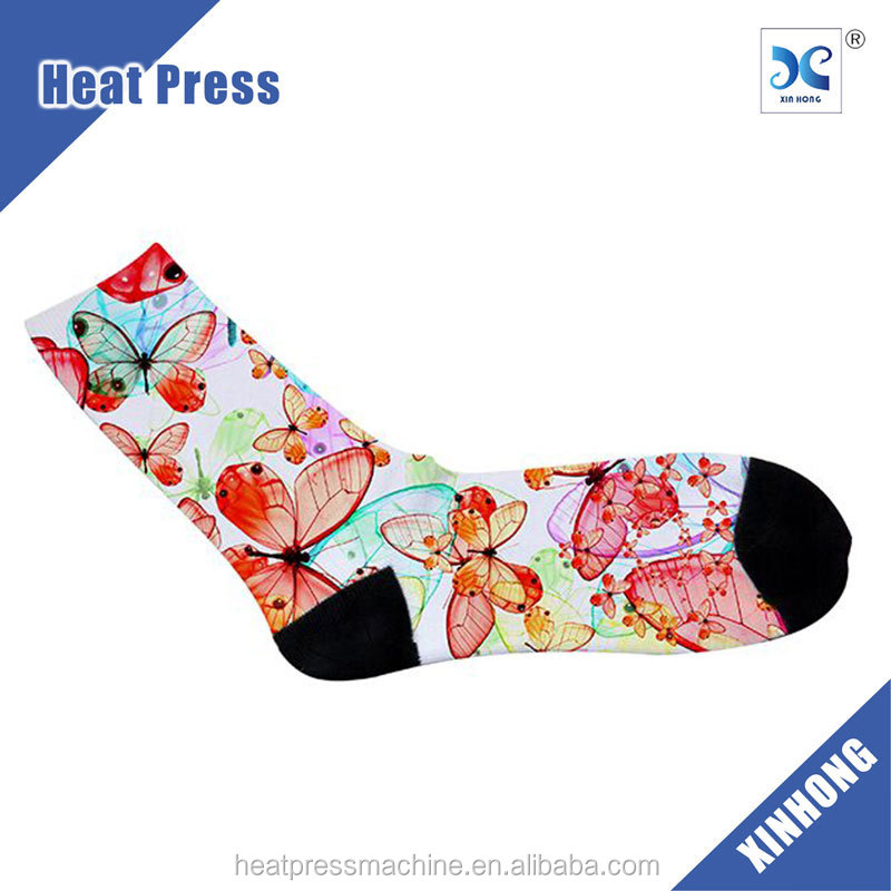 Best Selling Sublimation Decorative Christmas Socks for Sale