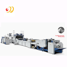 Automatic Sheet Feeding Paper Bag Making Machine With Handle