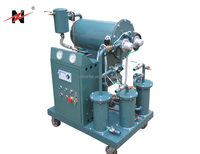 ZY High Efficient Vacuum Oil PurifIer Series / Automatic insulating oil filter machine