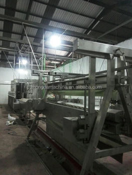 duck slaughter Machine Line-INDONESIA PROJECT
