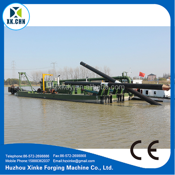 China Professional Maker 20 Inch Full Hydraulic Cutter Suction Dredger