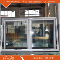 Alluminum Alloy Windows With Built In Blinds