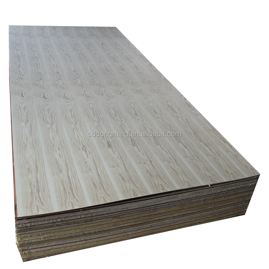 AA Grade 2 Times Hot Press Ash Plywood