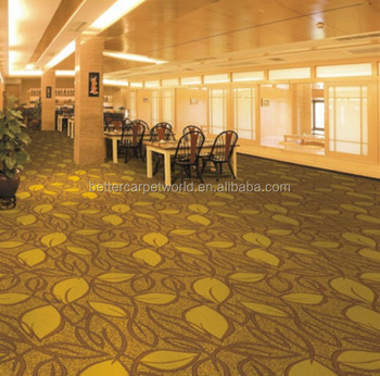 Cheap price nylon printed wall to wall carpets golden egg for Wall to wall carpet cost