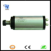 high performance cnc router spindle motor for metal milling