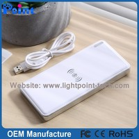 Promotional Protable Wireless Charger Power bank wireless mobile phone accessories manufacturer