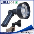 27W LED handheld marine searchlights, hot selling hunting spotlight