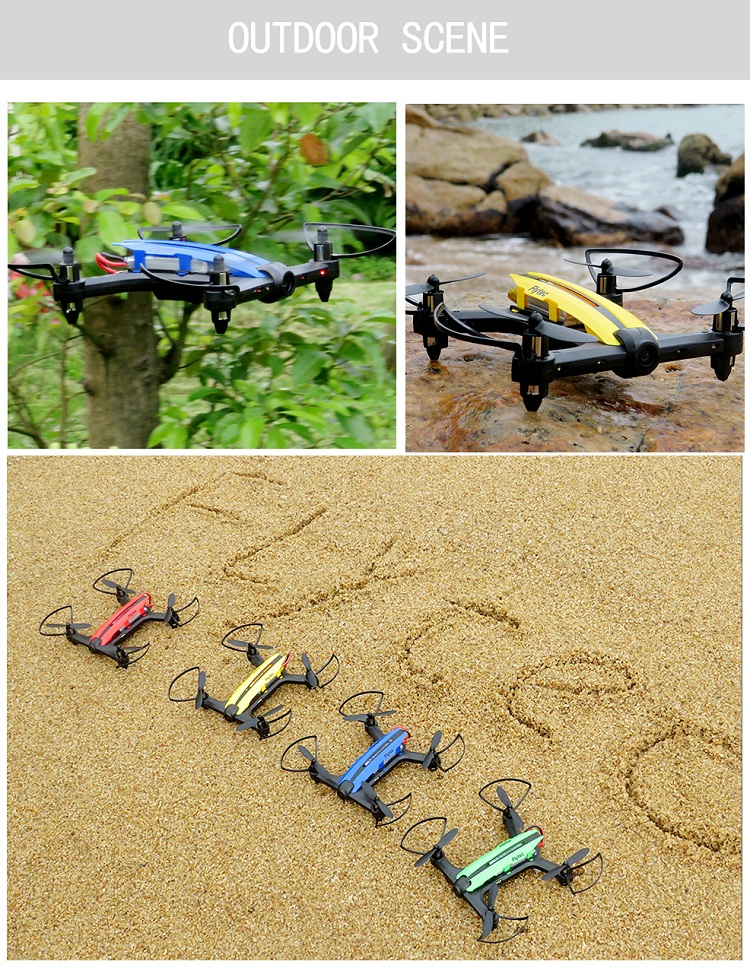 SHIPPED FROM OVERSEA WAREHOUSE Newest Flytec T18 RC Drone Mini FPV Racing Drone with HD camera