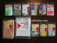 slide plastic blister