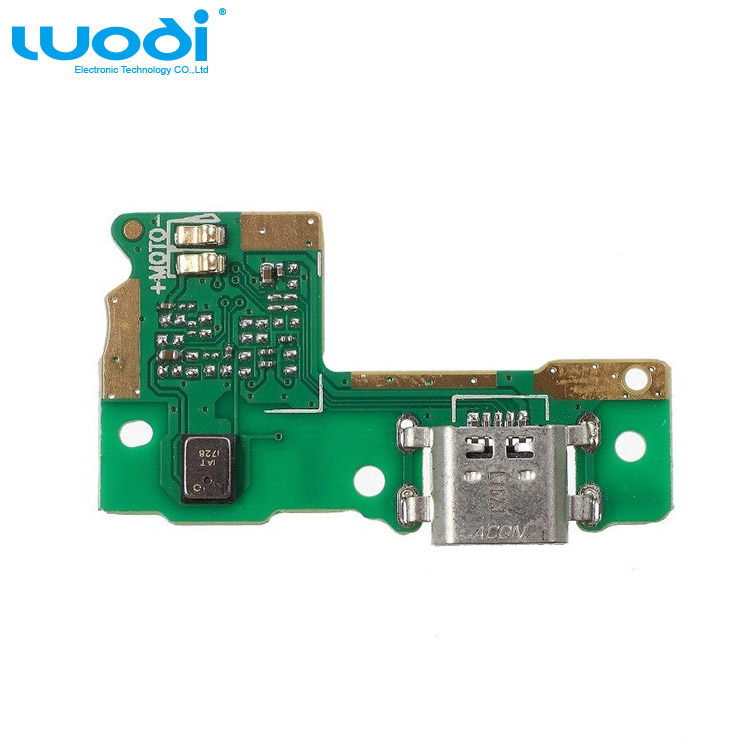 Wholesale Charging Port Connector Flex for Huawei Y6 Pro 2017