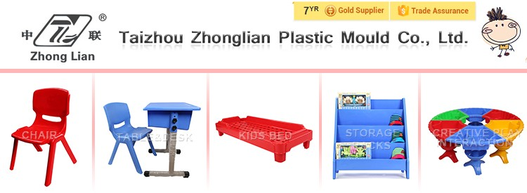 Cheap durable plastic cheap student assemble school study table