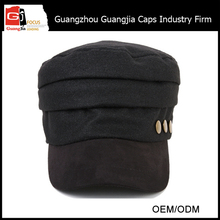 2015 New Fashion Style 100% Cotton Army Cadet Cap and Hat Military Bush Hats