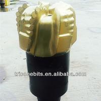 matrix pdc drill bits& plastic case for drill bits or matrix drill bit
