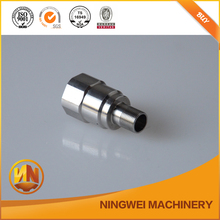 precise machining marine hardware parts natural color of machining